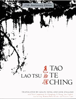 tao te ching translated by Gia-Fu Feng and Jane English