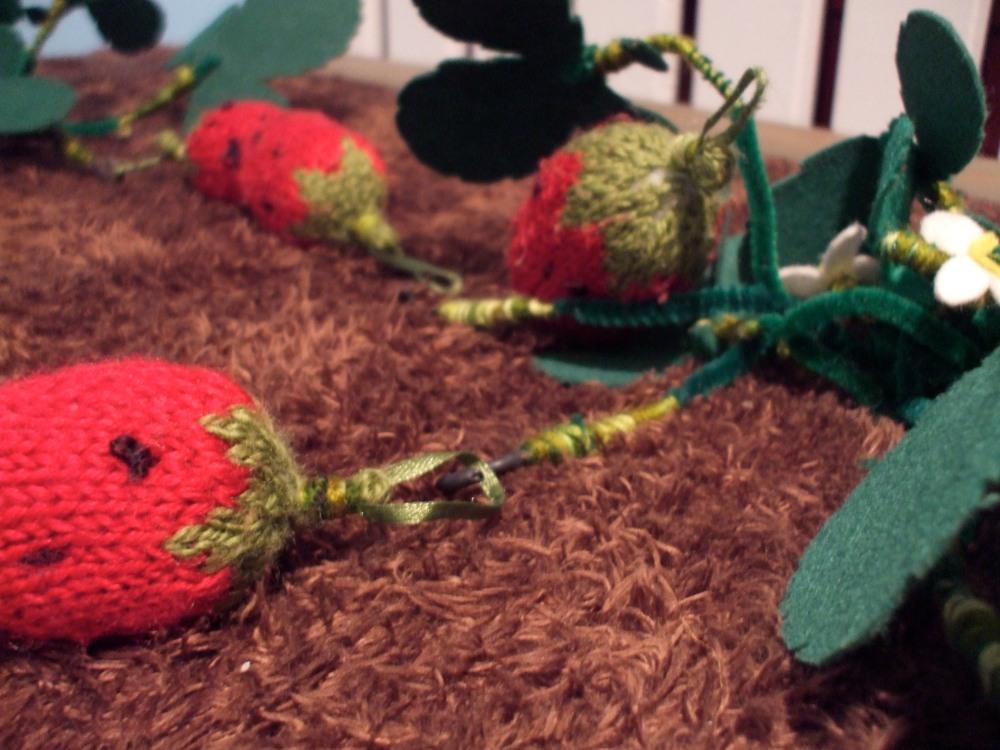 Woollen Vegetables, Waikato Museum