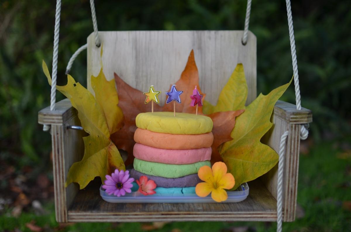 Refined Sugar Free Kid's Birthday Party