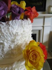 Wedding & Celebration Cakes by Florabunda & Cake
