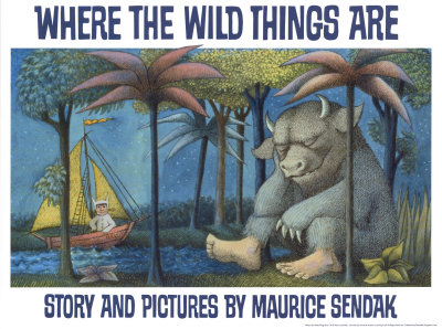 where-the-wild-things-are-posters