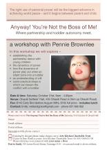 Pennie's Boss Poster (1)