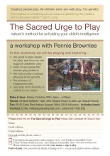 Pennie's Play Poster (1)