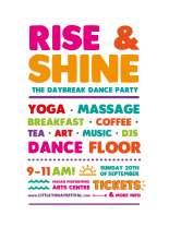 Rise & Shine poster