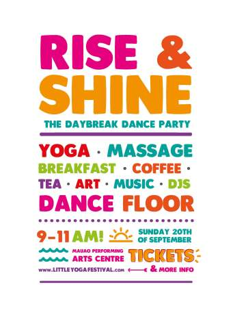 Rise & Shine poster