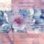 meditation with erin
