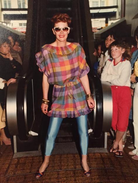 Mum 1982
