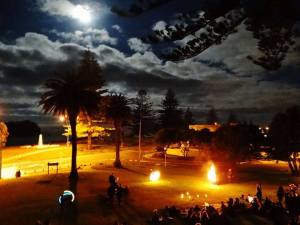 tauranga fire and drums