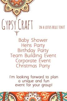 gypsy craft