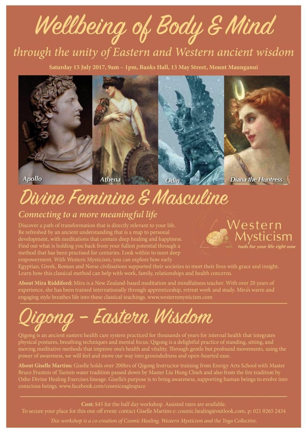inner wisdom wellbeing of body & mind