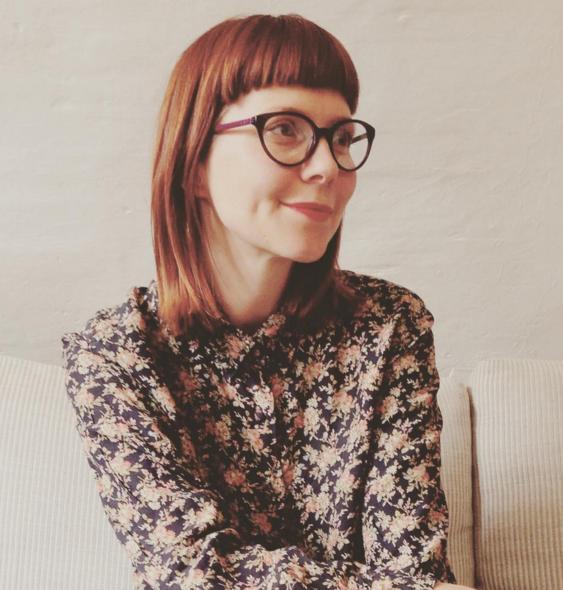Lucy Aitkenread Headshot