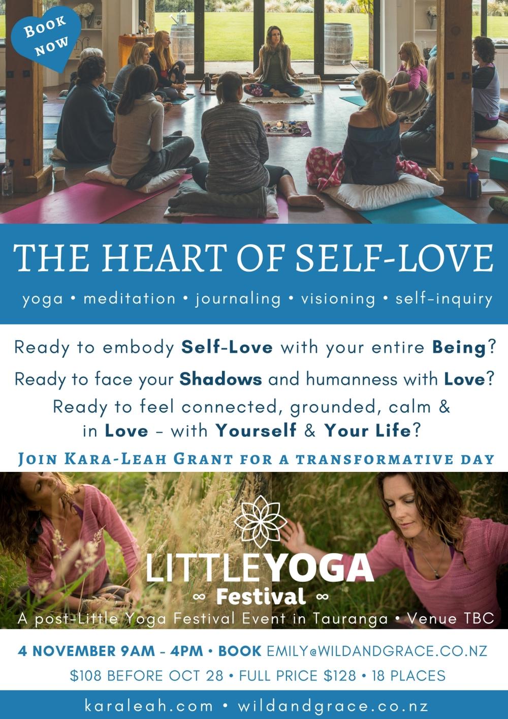 the heart of self-love immersion tauranga web final