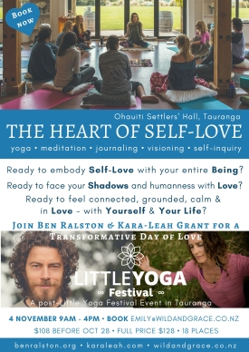 The Heart of Self-Love Immersion Tauranga