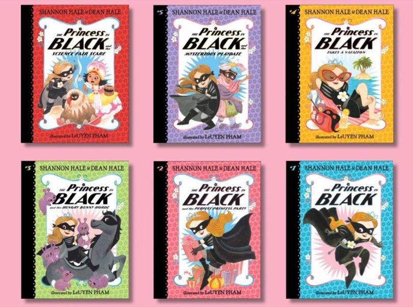 princess black series
